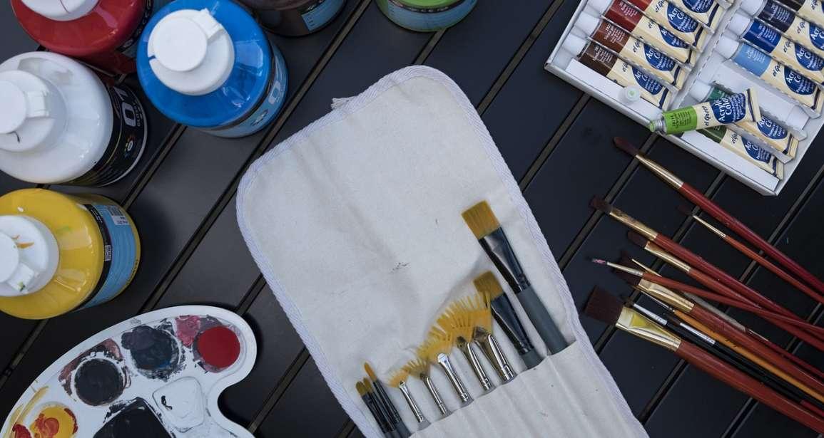 Техники живописи