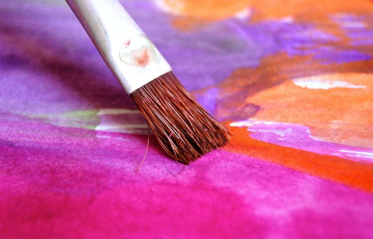 Рисование акварелью. Акварельная живопись.